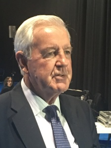 Sir Craig Reedie Presidente de la WADA
